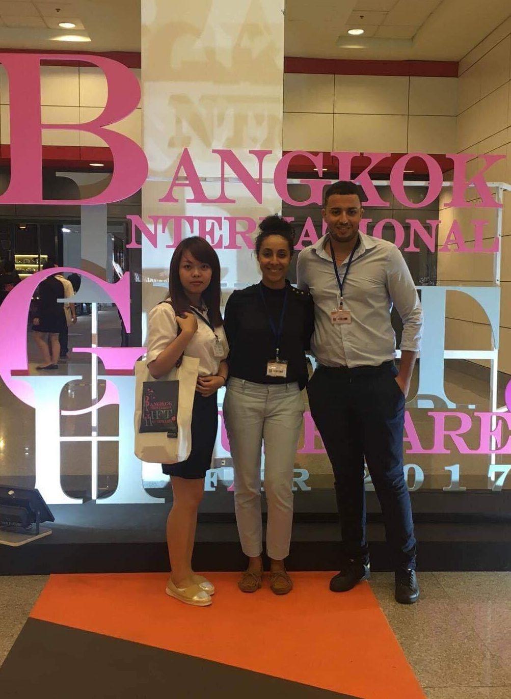 Business trip in Bangkok (Thailand)